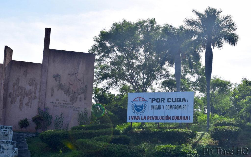 Propaganda Sign Las Tunas