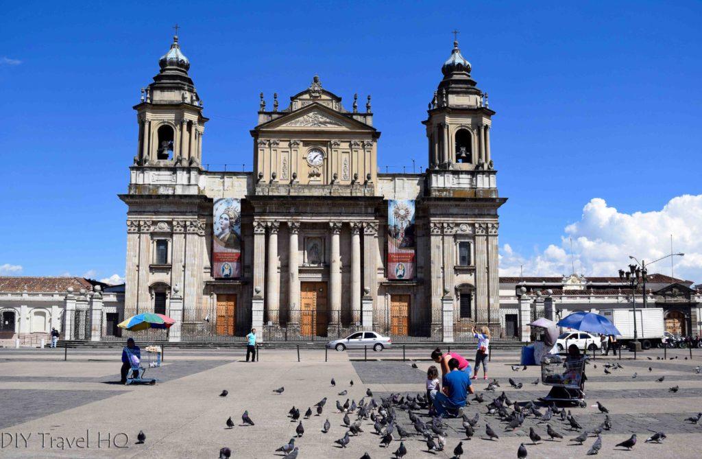 Guatemala City Historical Centre