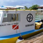 Dive in Utila with Gunter's Ecomarine Dive Shop!