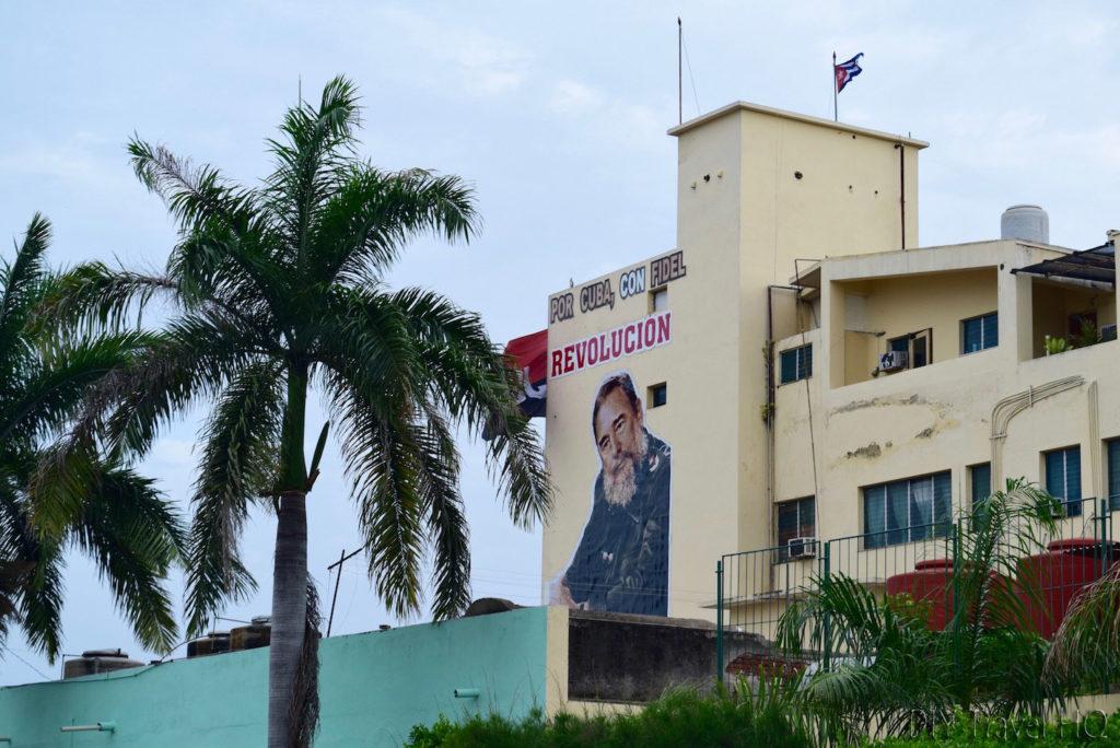 Fidel Regime Propaganda