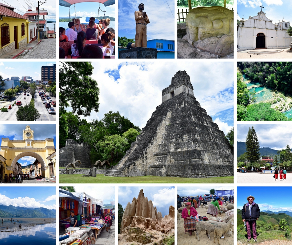Best Places In Our Country: Guatemala Travel Guide: Top 15 Places To Visit