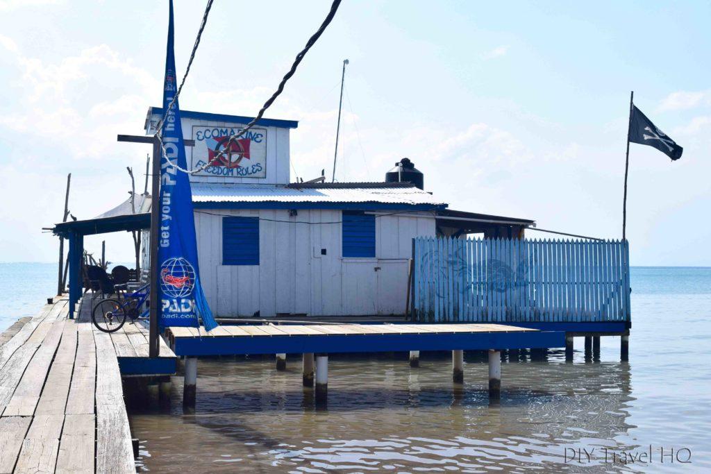 Gunter's Ecomarine Dive Shop