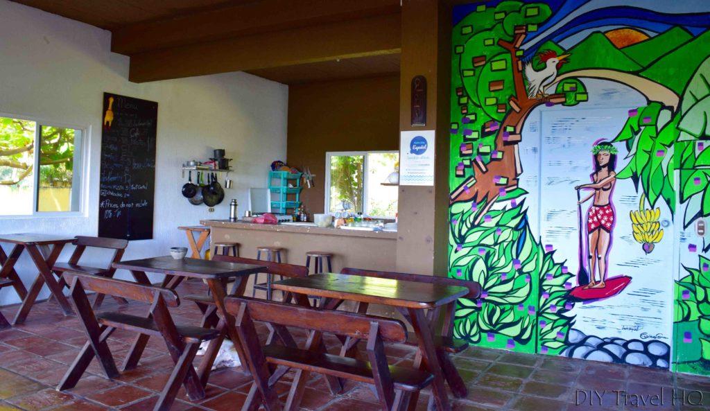 Hostal Los Almendros restaurant