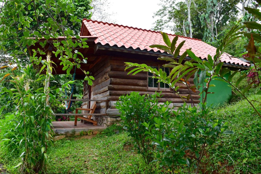 Cabin at Hotel Perkin Lenca