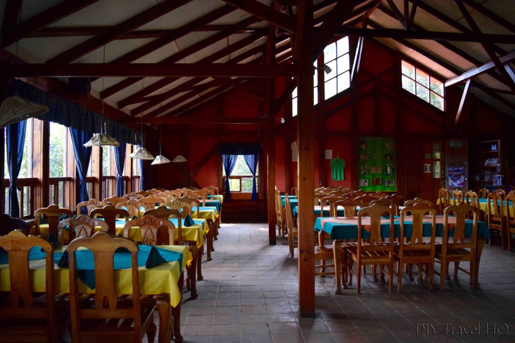 Hotel Perkin Lenca restaurant