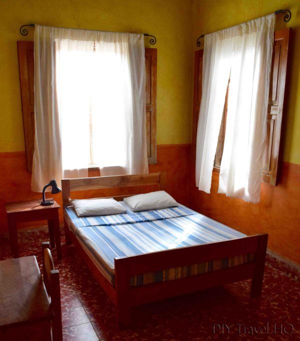 Iguana Azul Best Hostel in Copan Ruinas