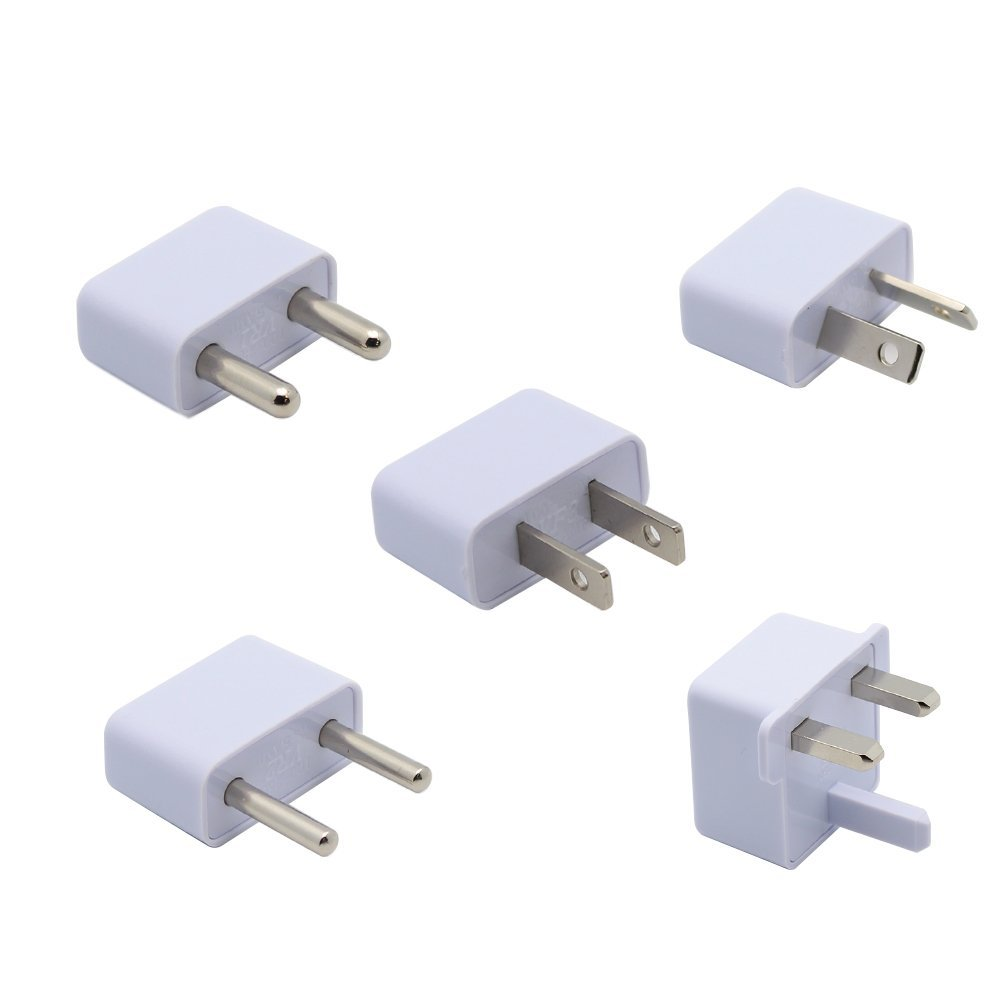 International AC Plug Adapter Set