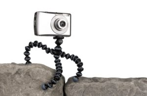 JOBY GorillaPod Flexible Tripod for Point & Shoot Cameras