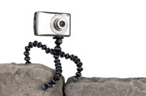 JOBY GorillaPod Flexible Tripod for Point & Shoot Cameras