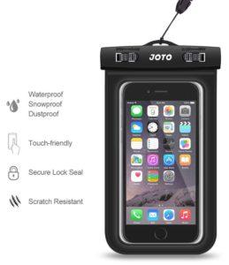 JOTO Universal Waterproof Smartphone Case