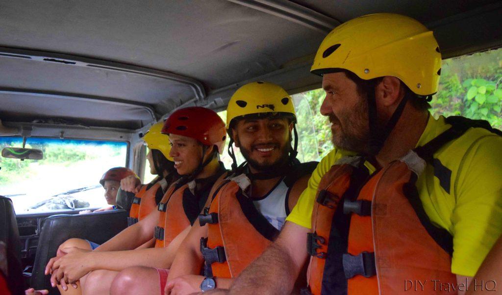 La Moskitia Ecoventuras White Water Rafting Transportation