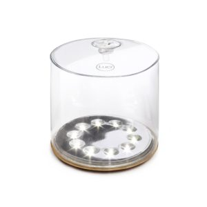 MPowered Inflatable Solar Powered Camping Light
