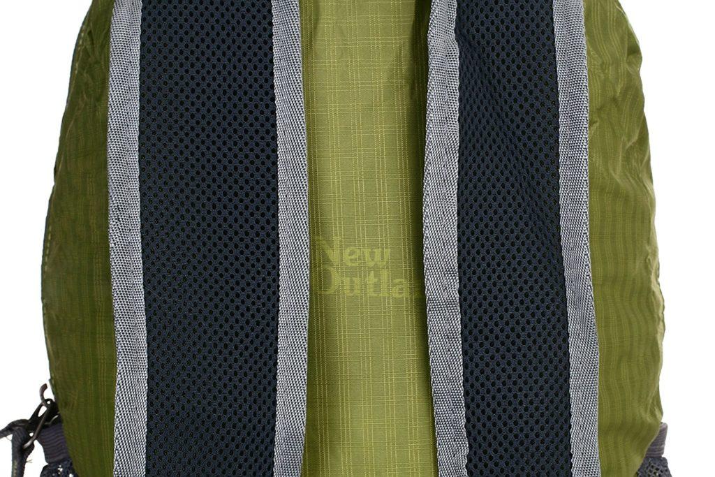 New Outlander 20 L Foldable Travel Daypack Backpack Straps