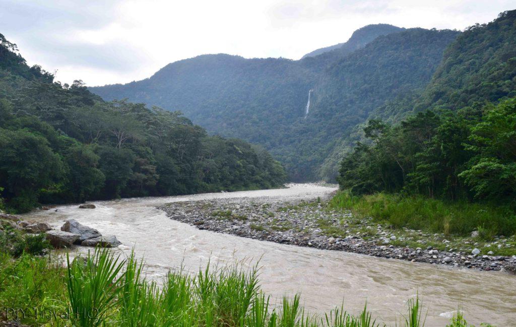 Rio Cangrejal Pico Bonito Waterfall