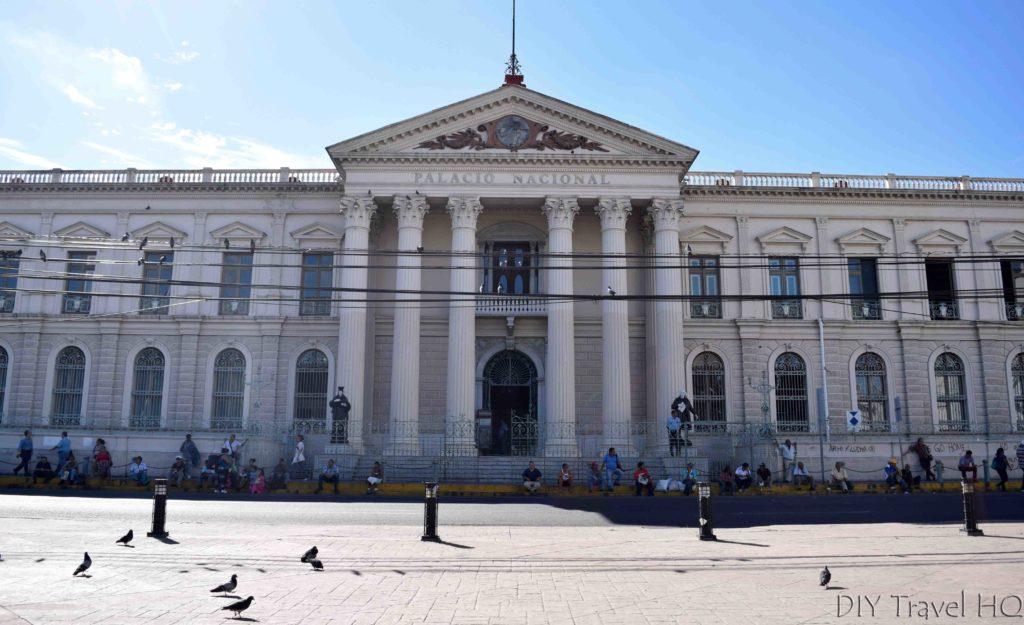 San Salvador Palacio Nacional