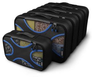 Shacke Pak 5 Set Packing Cubes