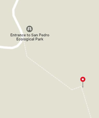 Start of Volcan San Pedro Hike