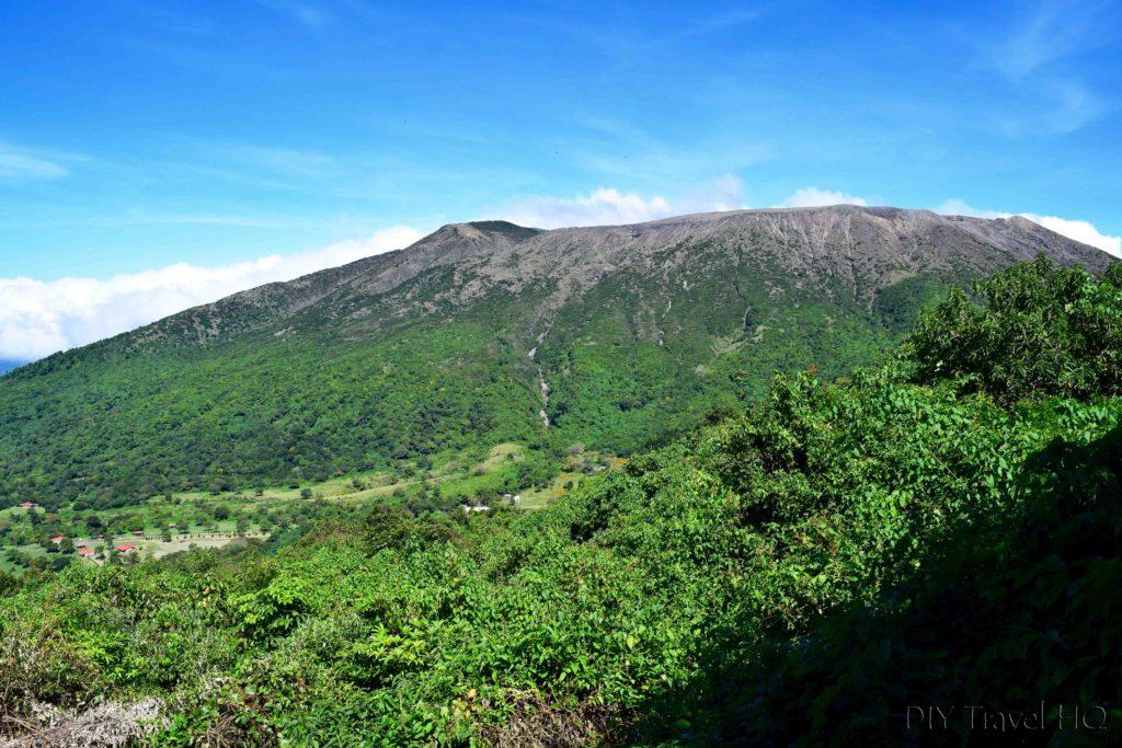 Volcan Santa Ana View from Cerro Verde