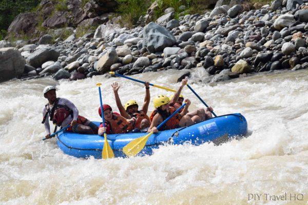White Water Rafting in Honduras with La Moskitia Ecoaventuras