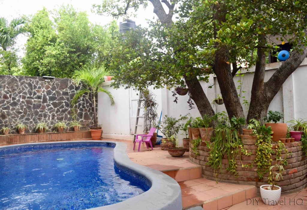 Swimming pool Casa 37 Hostal