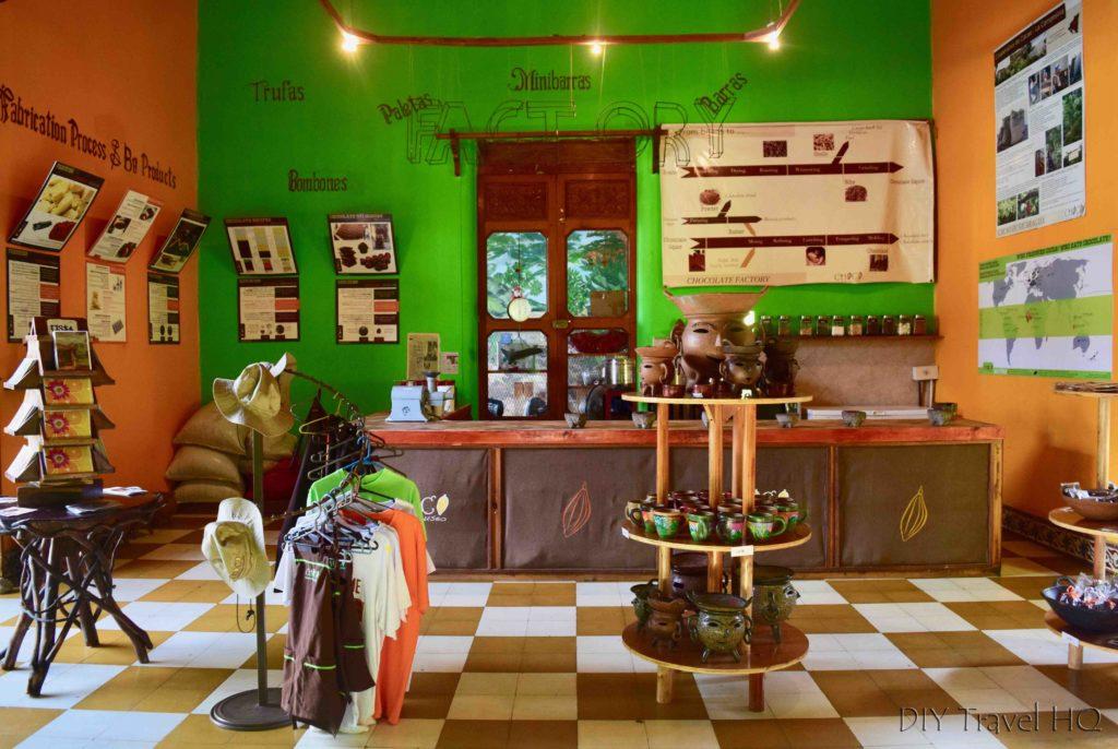 Choco Museo Chocolate Workshop Space