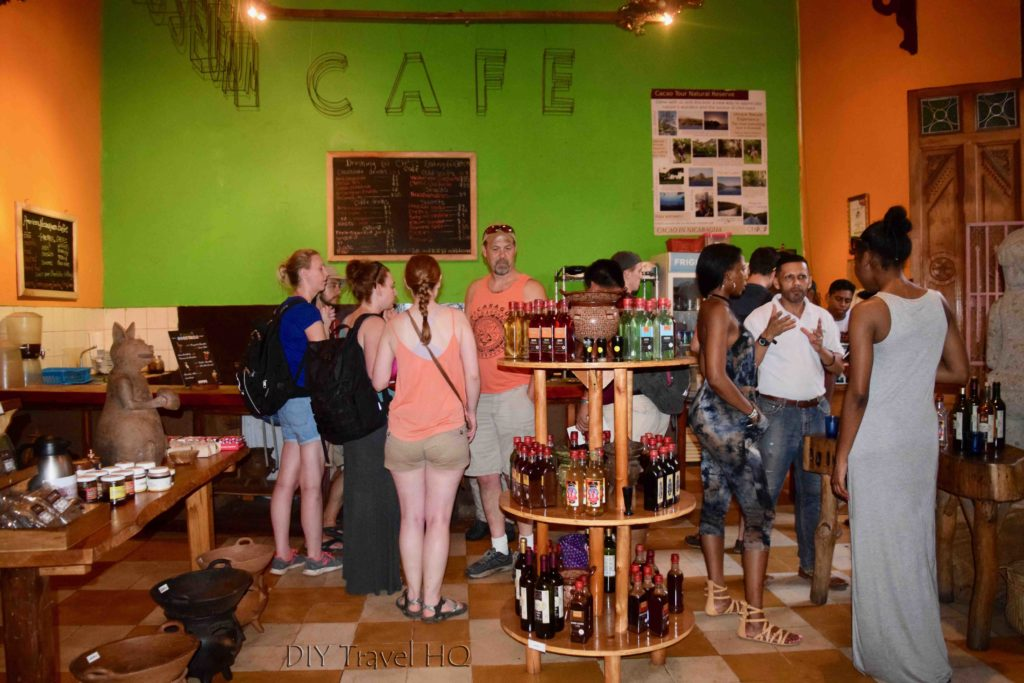 Choco Museo Gift Shop & Free Samples