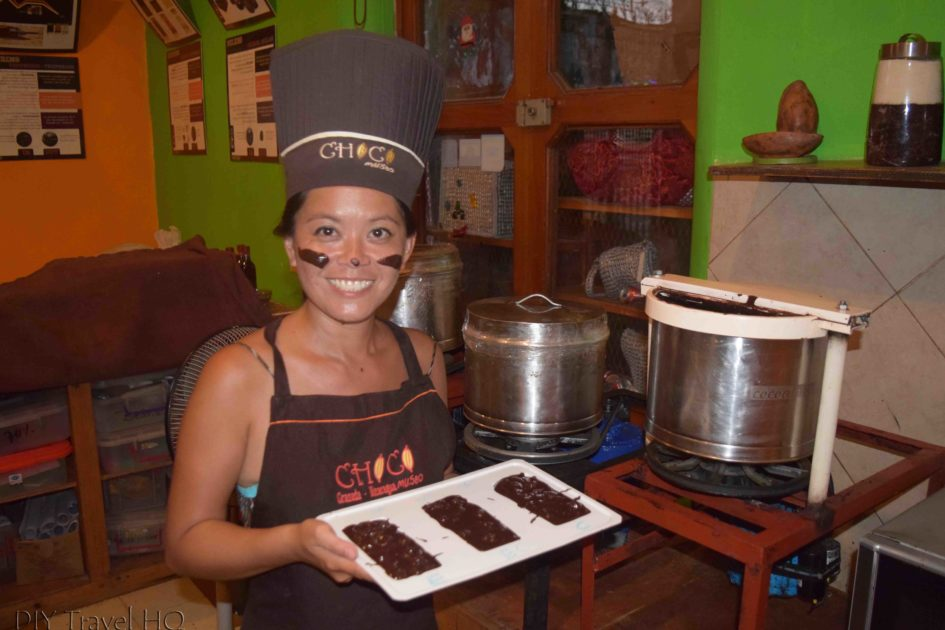Chocolate Workshop with Choco Museo in Granada Nicaragua