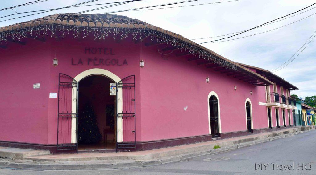 Colonial Hotel La Pergola