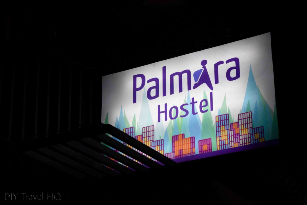 Palmira Hostel new location