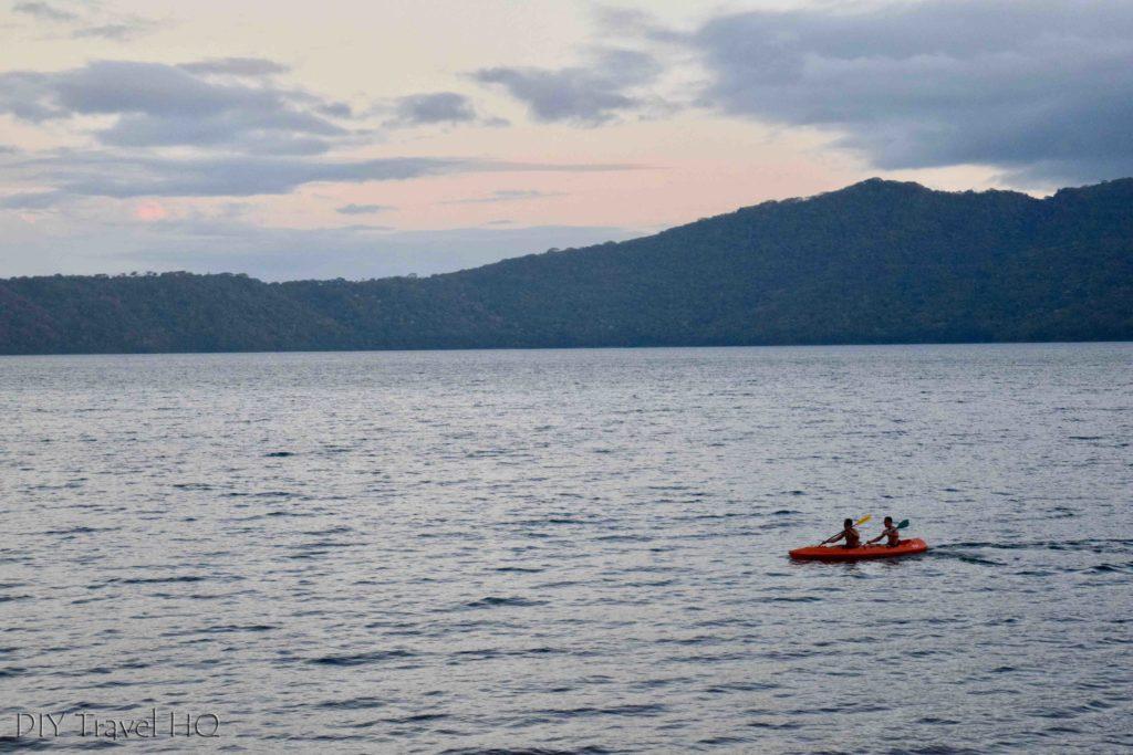 The Peace Project Free Kayak Rental for Laguna de Apoyo