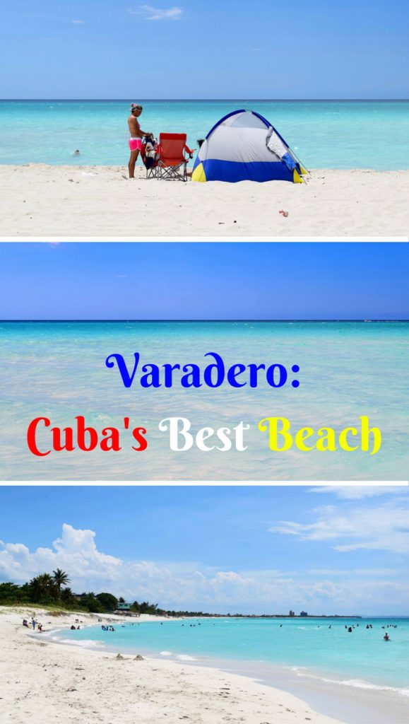 Varadero beach is the best in Cuba! Find out other amazing things to do in Varadero and Cuba travel travel tips #varadero #cuba #cubatravel #traveltips