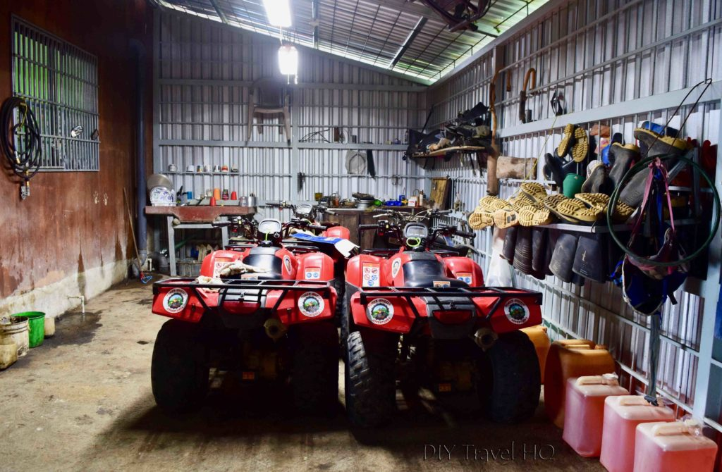 ATV mechanic Power Wheels