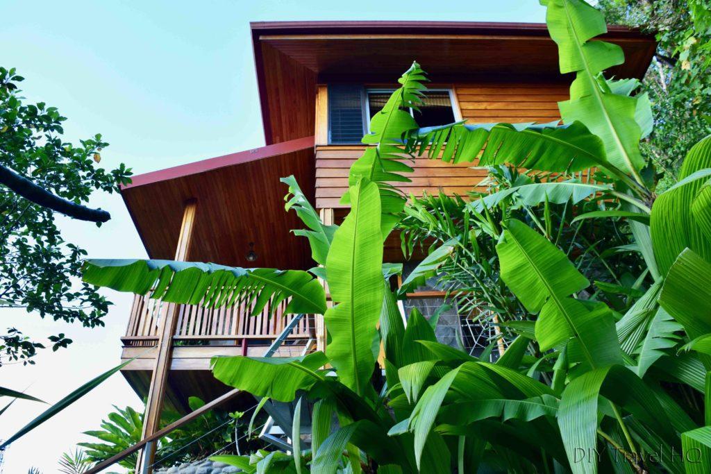 Honeymoon cabin at Arco Iris