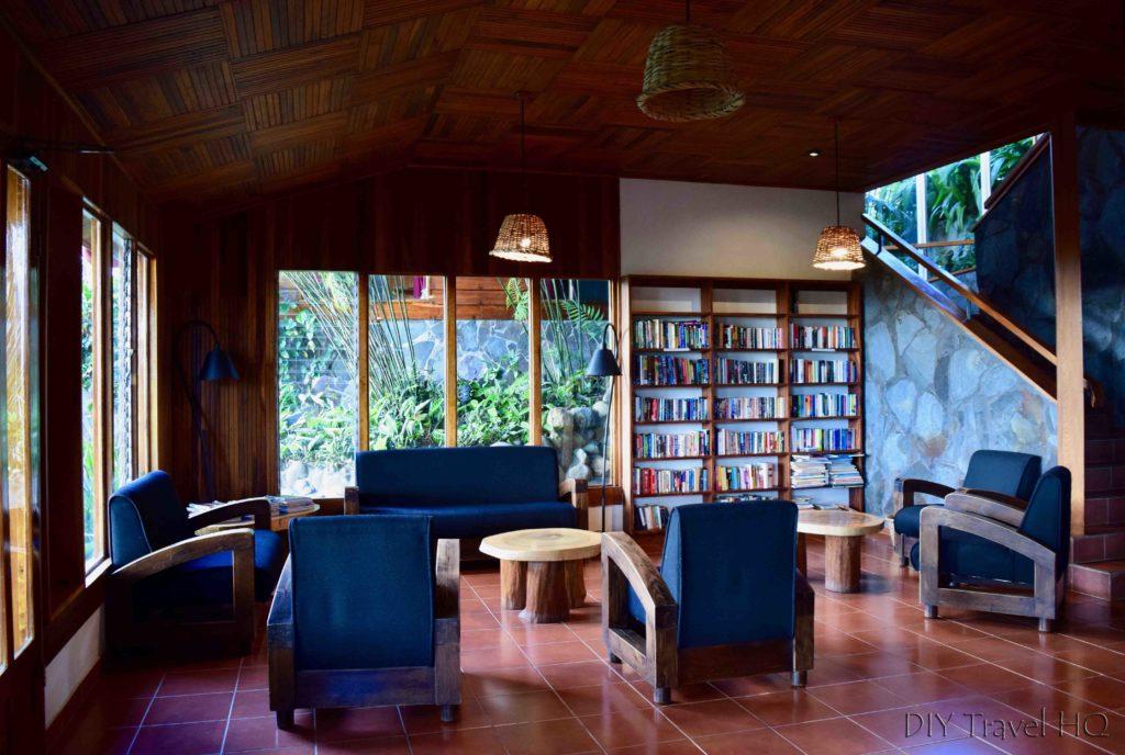 Check In Arco Iris Lodge