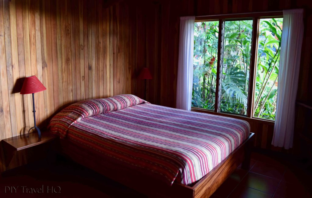 Superior room at Arco Iris Lodge