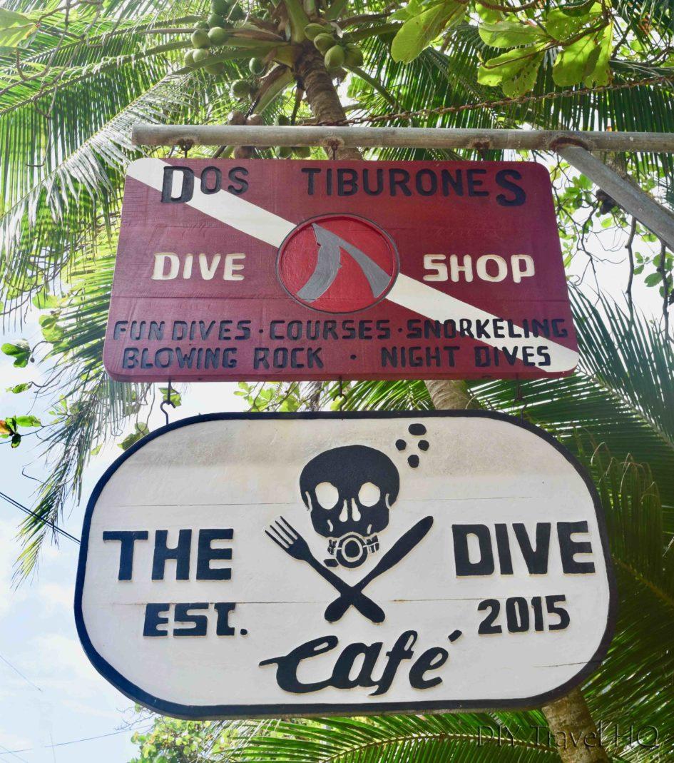 Dos Tiburones Dive Shop