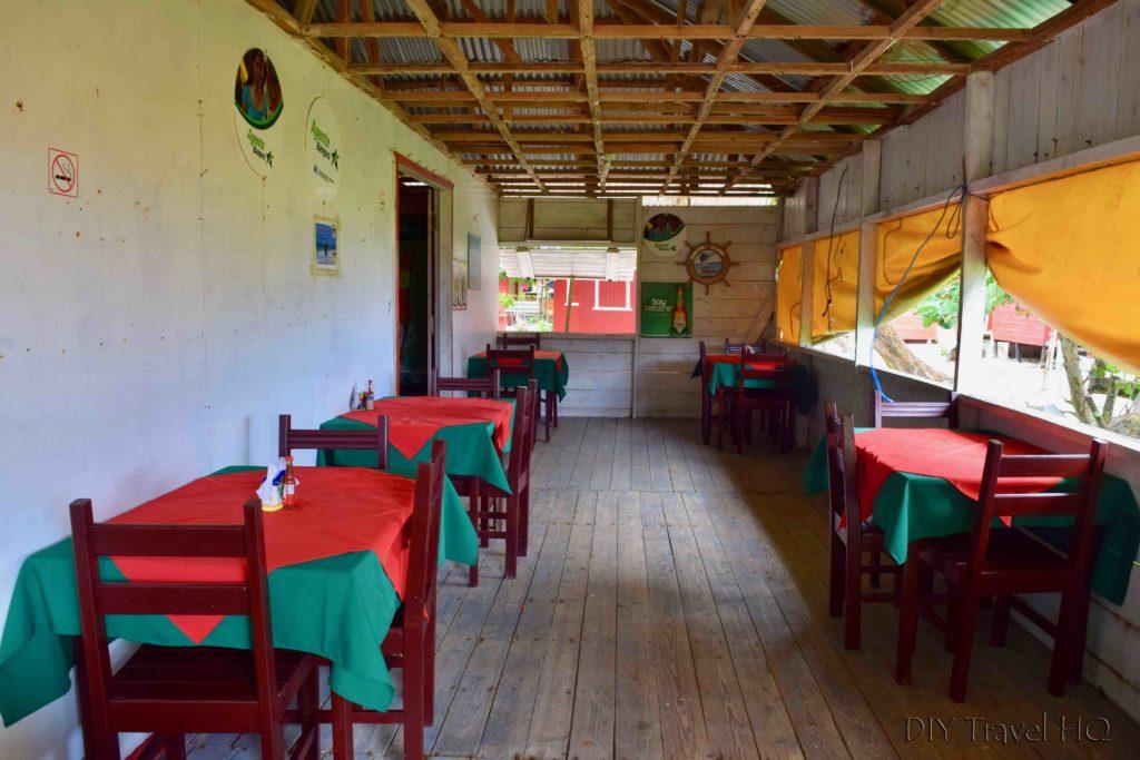 Carlito's Place restaurant