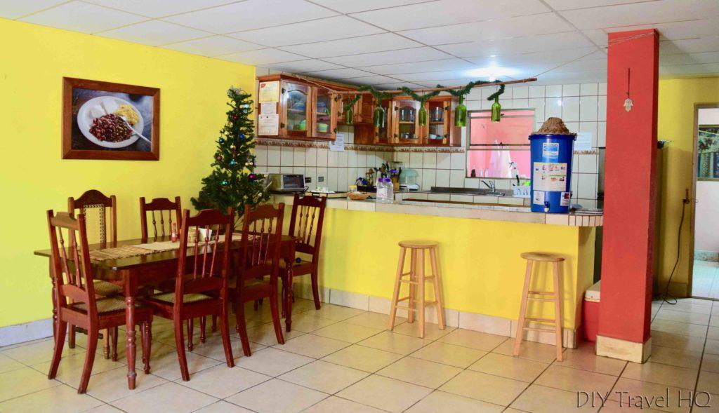 Casa Ariki Dining Room