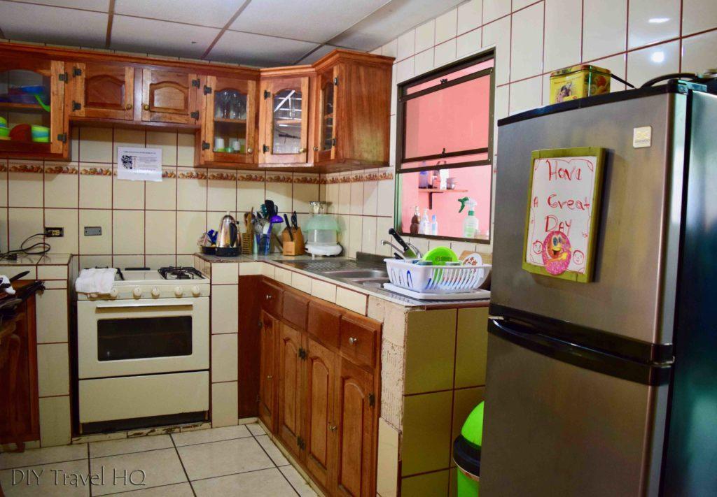 Casa Ariki Kitchen