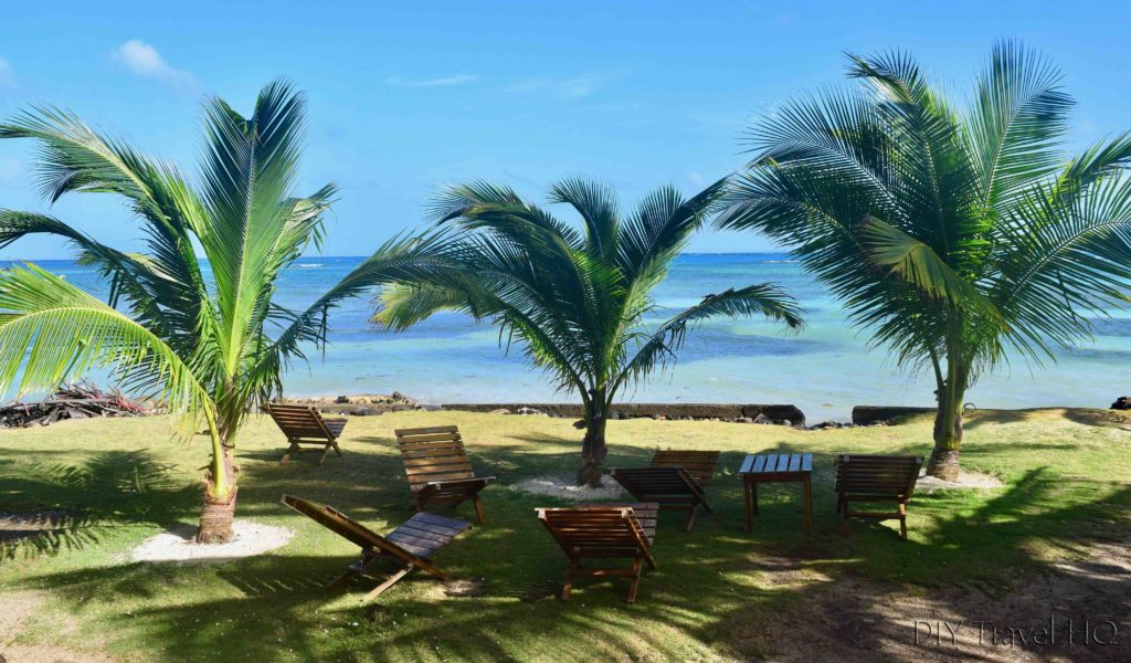 Dos Tiburones beach