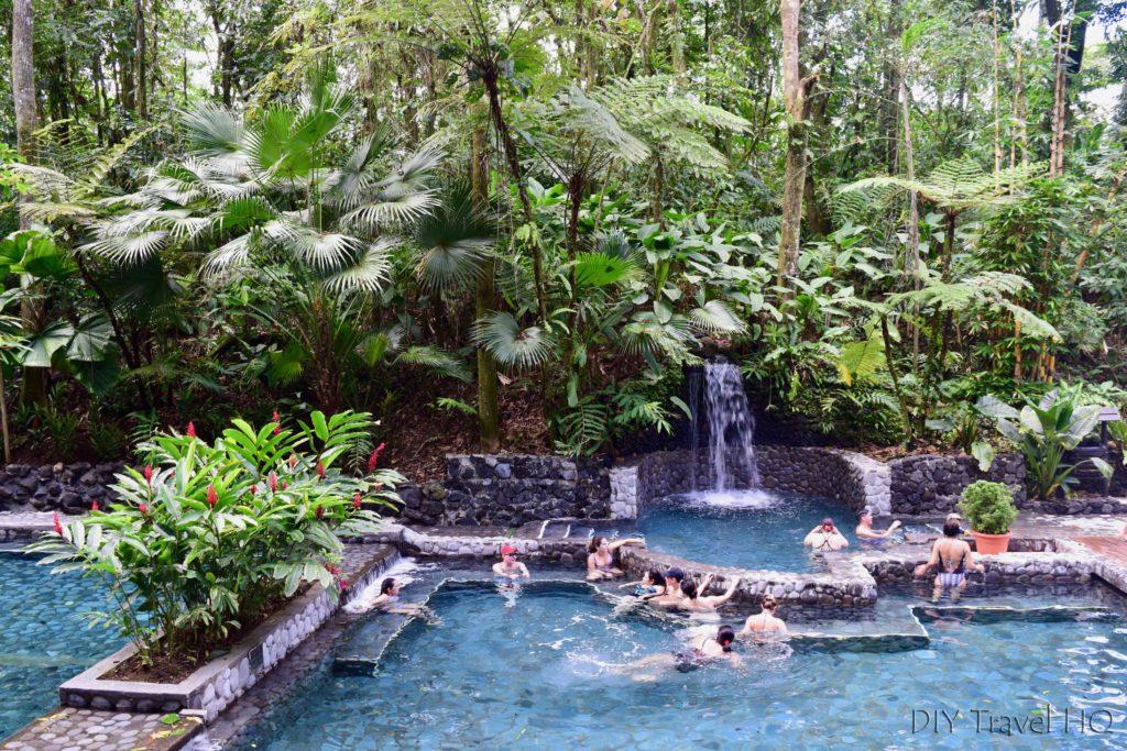 La Fortuna Hot Springs Ecotermales