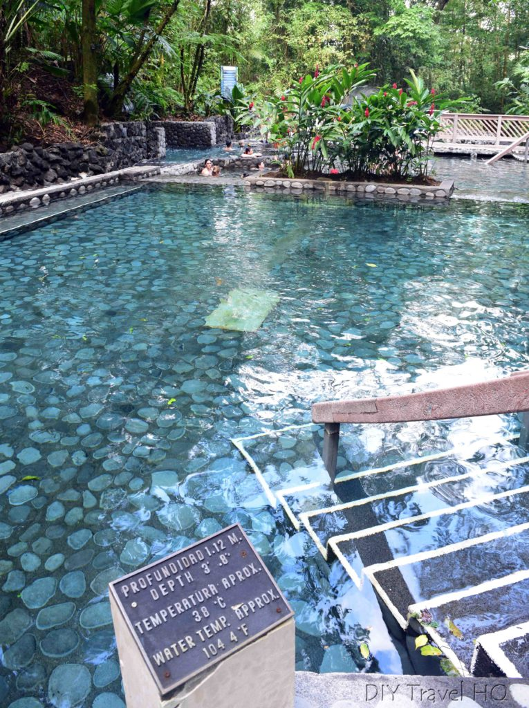 EcoTermales Costa Rica hot springs