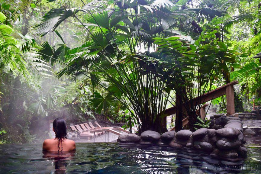EcoTermales Hot Springs La Fortuna Costa Rica