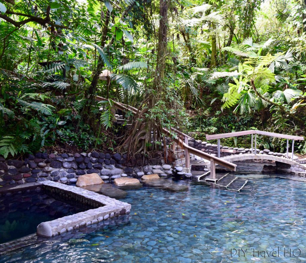 EcoTermales La Fortuna Hot Springs Pools