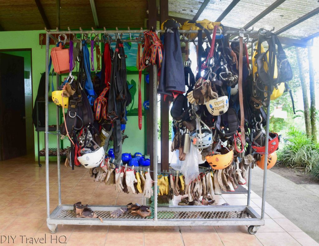 Equipment at Ecoglide