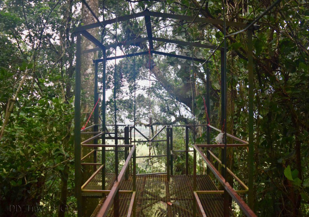 Tarzan Swing Ecoglide