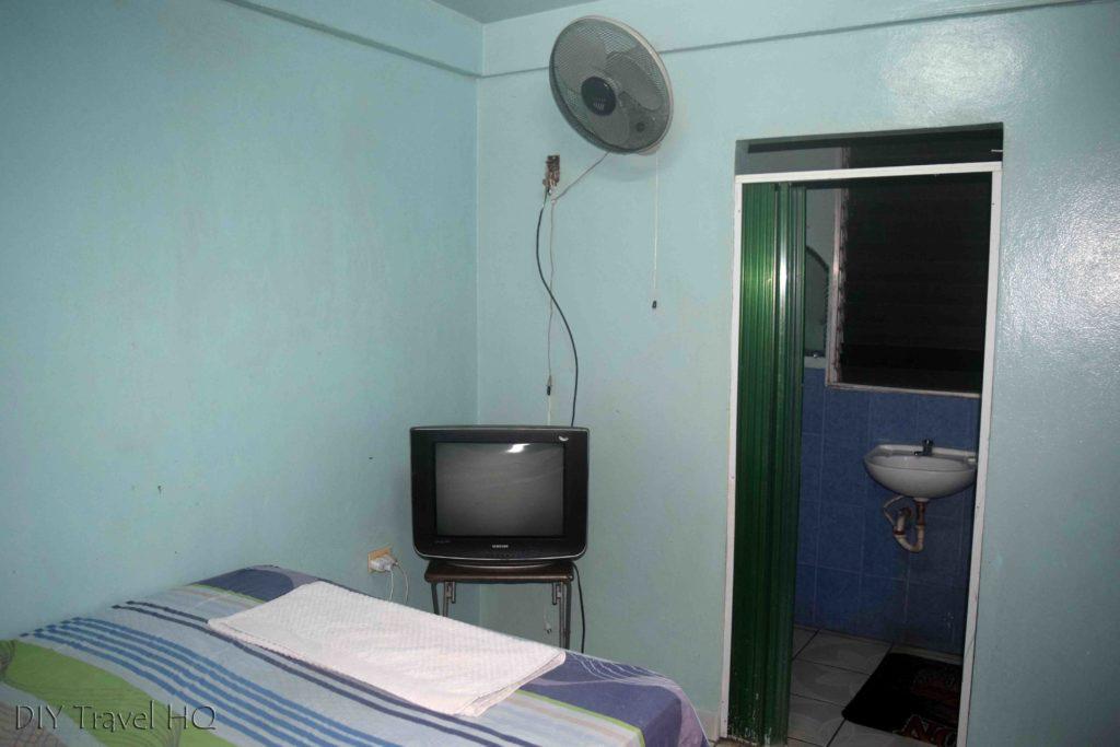 El Rama Nicaragua Budget Hotel Room