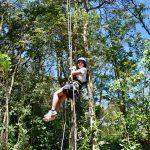 Finca Modelo Ecologica: Tree Top Climbing & Canyoning in Monteverde