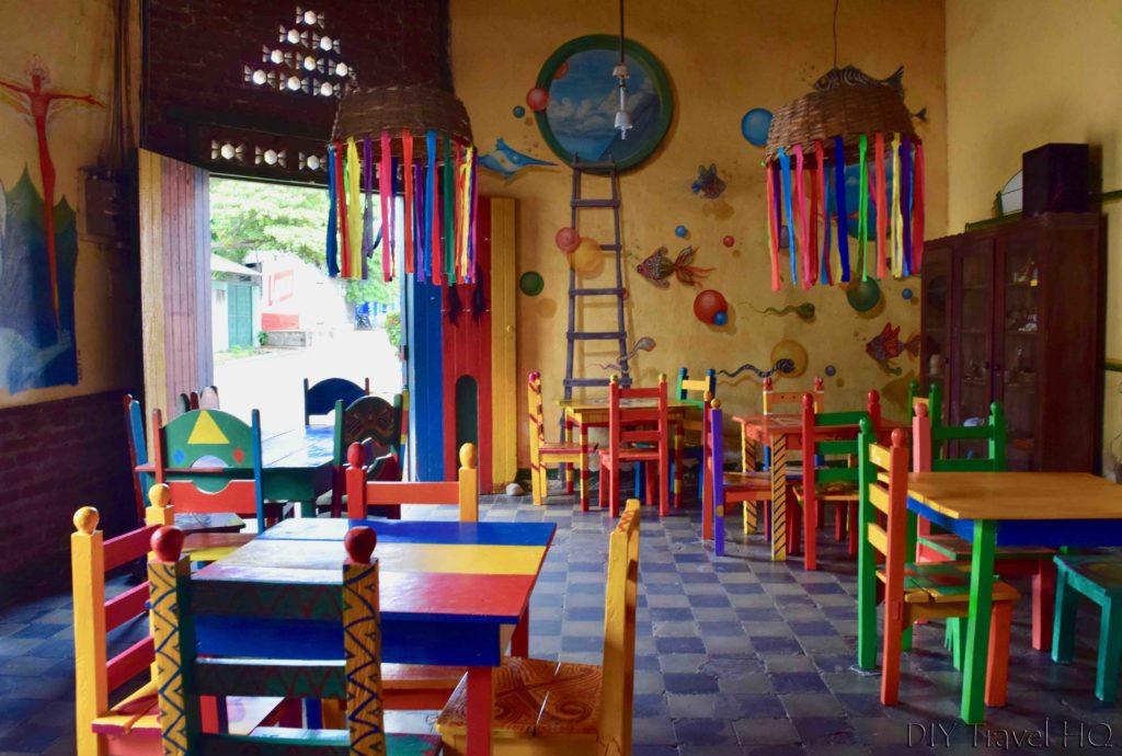 El Indio Viejo restaurant