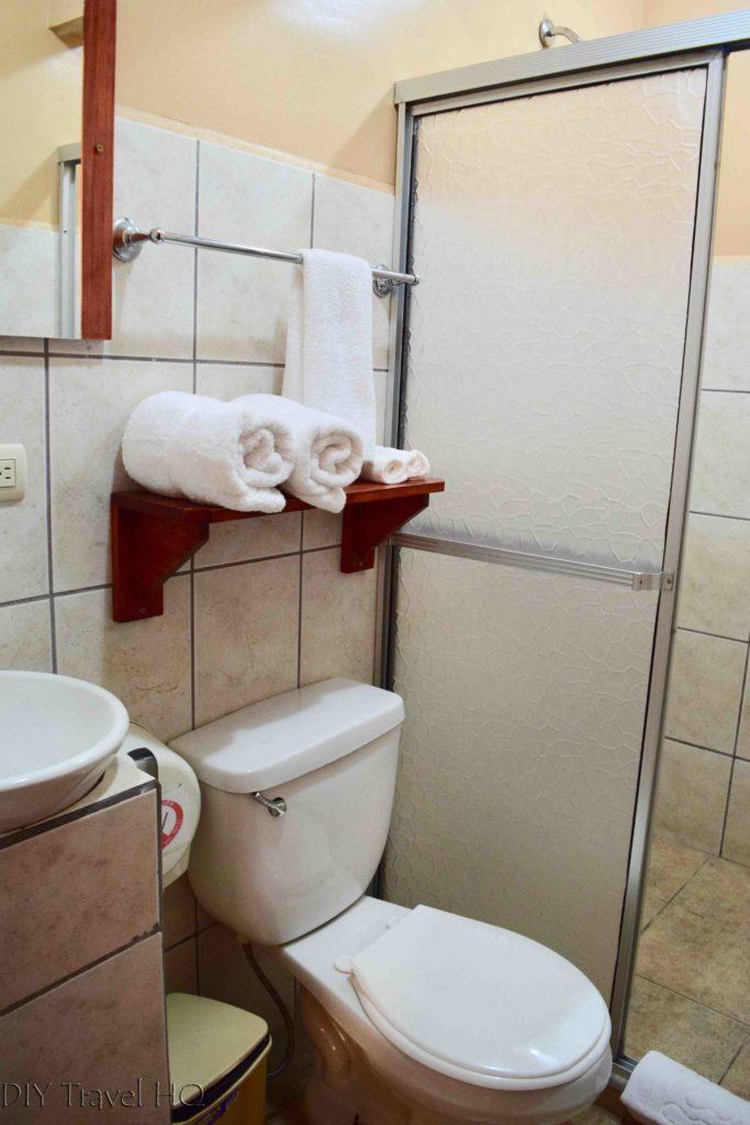 Bathroom Hotel Las Colinas